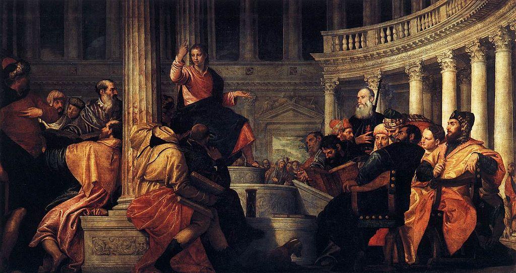 Veronese_Jesus_Among_the_Doctors
