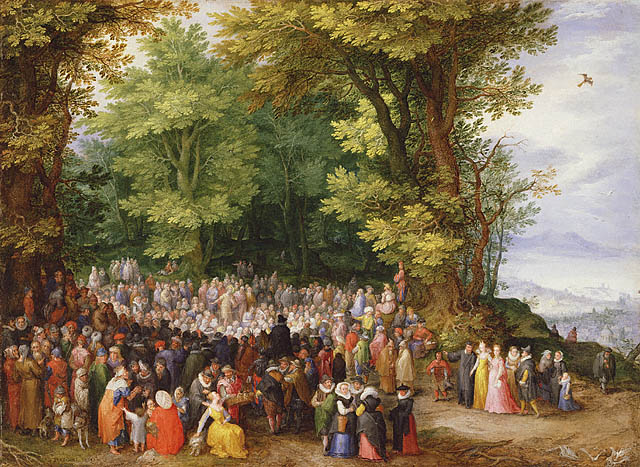 Bergrede_Brueghel