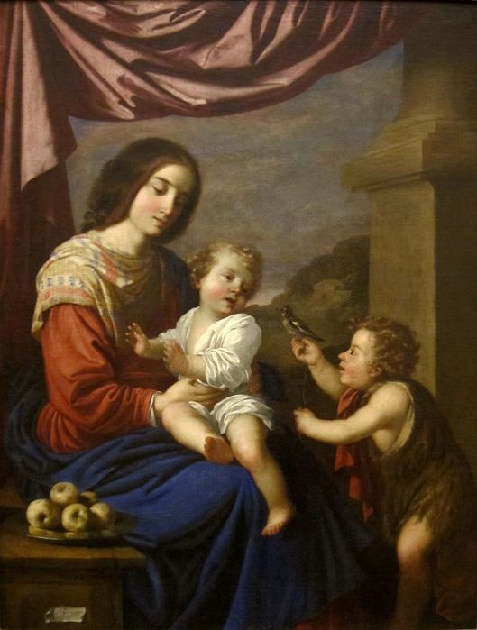 Zurbaran_Madonna_and_Child